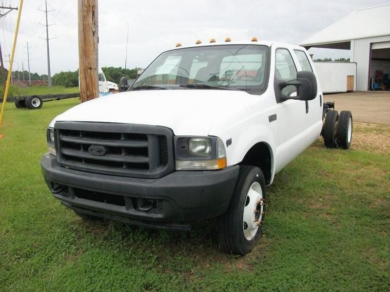 2003 Ford F450 - 1