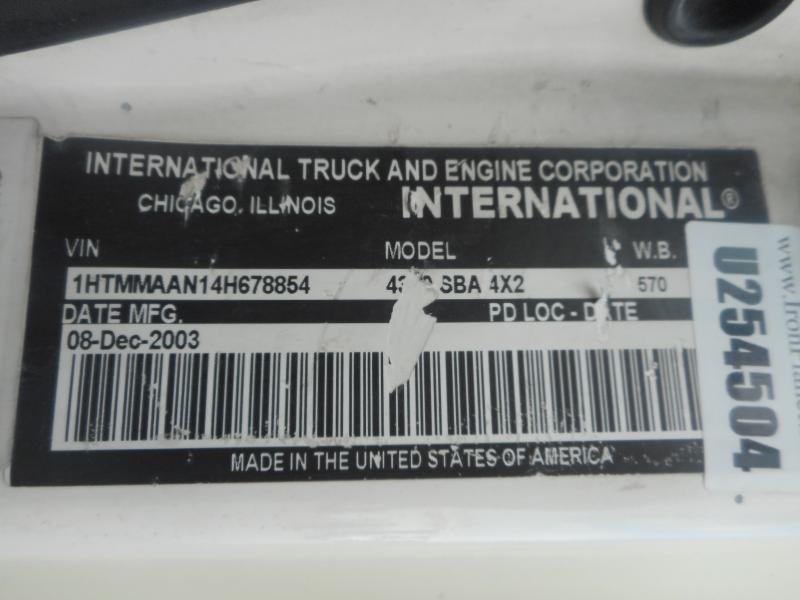 2004 International 4300 - 5