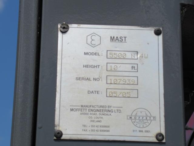 2005 Moffett M55004W - 8