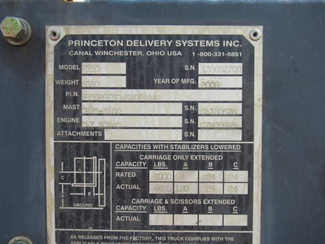 2008 Princeton PB50 - 9