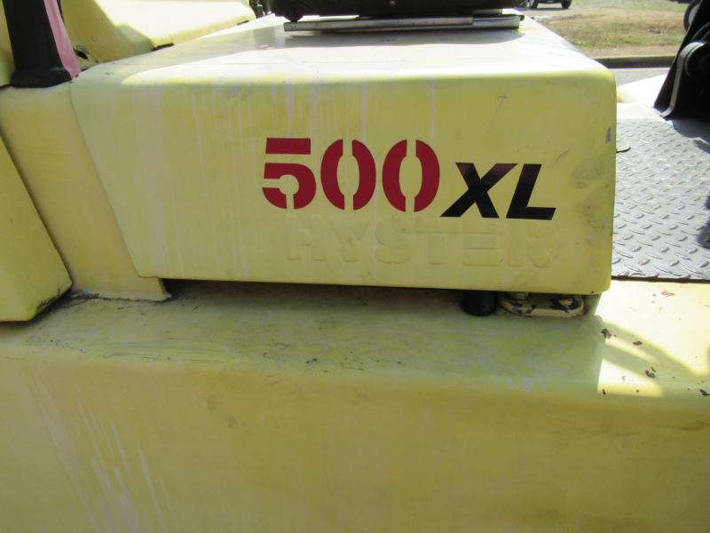 1999 HYSTER H500XL - 11