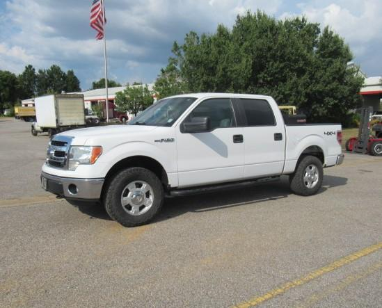 2013 Ford F150 - 5