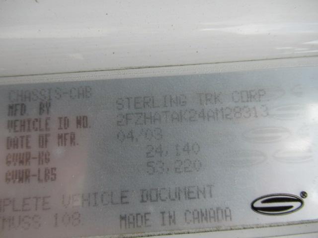 2004 Sterling LT7501 - 8