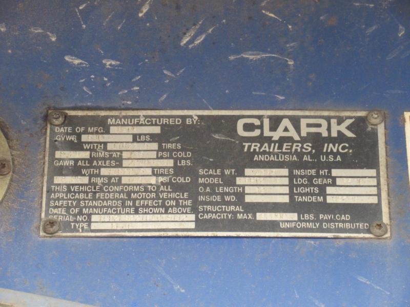 2006 CLARK CFBT-2006 - 11