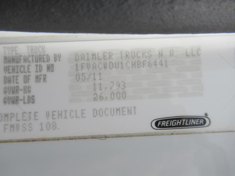 2012 Freightliner BUSINESS CLASS M2 106 - 18