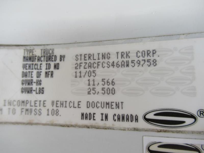 2006 Sterling ACTERRA - 18
