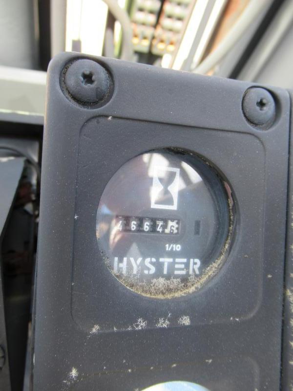 1998 HYSTER H500XL - 13