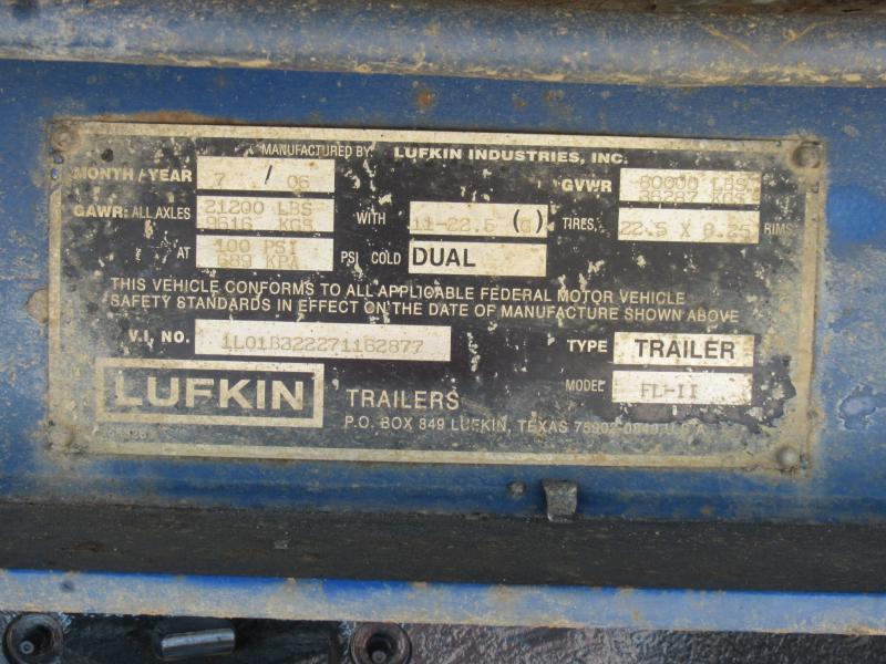 2007 LUFKIN FL-11 - 14