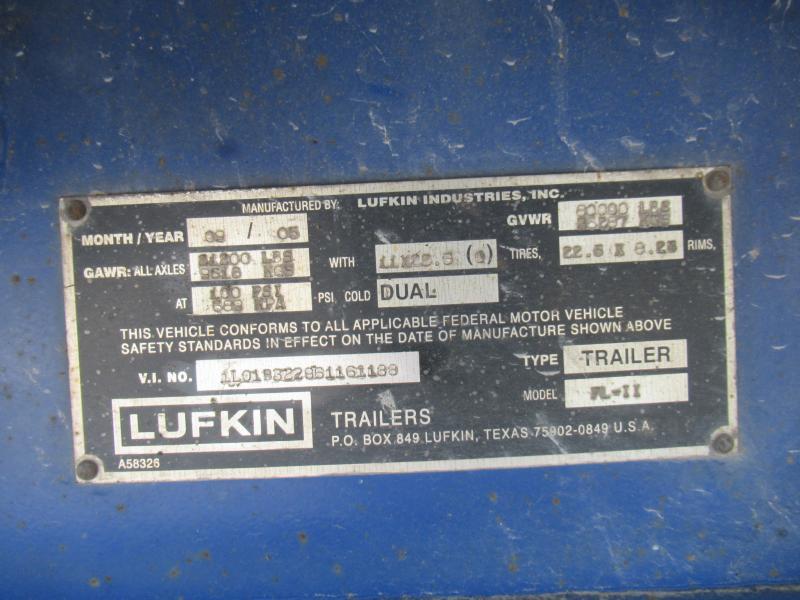 2006 LUFKIN FL-11 - 19