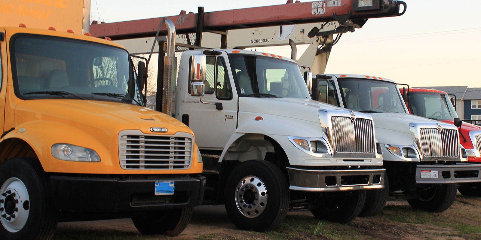 Used Light Duty Trucks